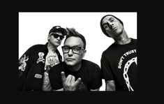 Blink-182 a lansat o piesa noua, 'Blame It On My Youth'