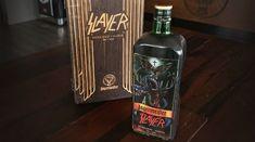 Jagermeister a lansat o sticla in onoarea Slayer