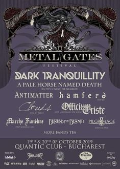 Metal Gates Festival a anuntat line-up-ul final