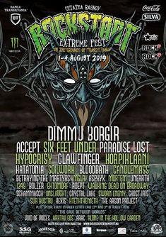 Poze de la Rockstadt Extreme Fest 2019