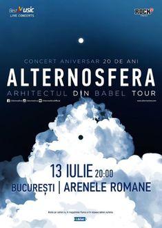 Cronic si FlashBlood deschid concertul Alternosfera