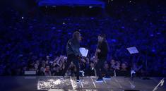 Trujillo si Hammett au facut un cover dupa 'Engel' de la Rammstein