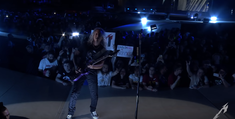 Metallica a lansat o filmare live pentru 'Ride the Lightning' din cadrul concertului din Bucuresti