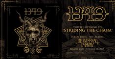 1349 a lansat o piesa noua, 'Striding the Chasm'