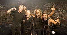 Metallica este formatia cu cele mai mari incasari din urma turneelor