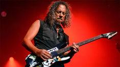 Kirk Hammet s-a aluturat trupei UFO