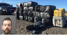 Tobosarul de la Walls of Jericho a fost arestat cu aproape 300 kg de marijuana
