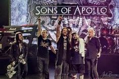 Sons of Apollo au lansat melodia cu videoclip Fall to Ascend