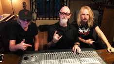 Judas Priest a inceput sa lucreze la un nou album