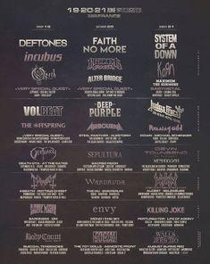 Hellfest 2020 are loc in perioada 19-21 iunie la Clisson
