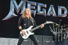 David Ellefson va lansa un nou single