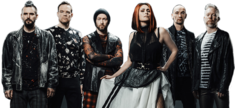 Within Temptation au lansat videoclipul pentru 'Entertain You'