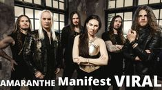 Amaranthe a lansat single-ul 'Viral'