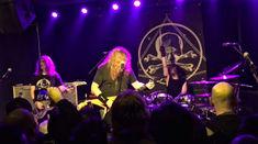 Megadeth au lansat un clip live pentru 'Hangar 18'