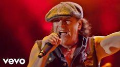 AC/DC au postat un clip live din 1981