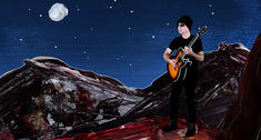 Joe Satriani a lansat un videoclip animat pentru 'Yesterday's Yesterday'