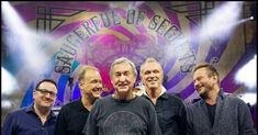 Nick Mason's Saucerful Of Secrets a facut public un clip din cadrul 'Live At The Roundhouse'