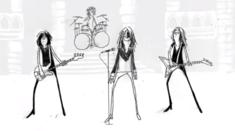 Ozzy a lansat un nou clip animat pentru 'Crazy Train'