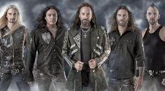 Hammerfall au facut public un clip din 'Live! Against The World'