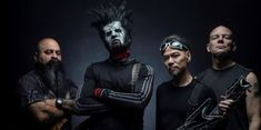 Static-X au lansat videoclipul oficial pentru 'Dead Souls'