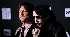 Marilyn Manson a lansat clipul pentru 'Don't Chase The Dead', alaturi de actorul Norman Reedus