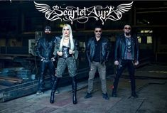 Scarlet Aura au lansat un nou single, 'Raw Power'
