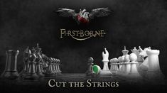 Noul proiect din care face parte Chris Adler, Firstborne, a lansat single-ul 'Cut The Strings'