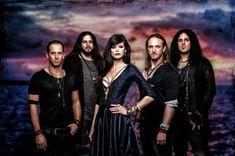 Visions of Atlantis au lansat un clip live pentru 'Wanderers'