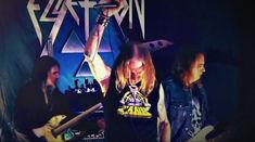 Ellefson, Lombardo si Bumblefoot au facut un cover pentru o piesa AC/DC