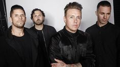Papa Roach au lansat o noua versiune pentru 'Last Resort'