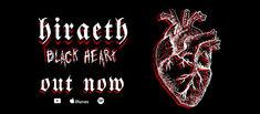 Formatia ieseana de metal, Hiraeth, a lansat single-ul intitulat 'Black Heart'
