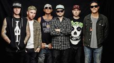 Hollywood Undead au lansat un trailer pentru 'Hollywood Undead: Undead Unhinged'