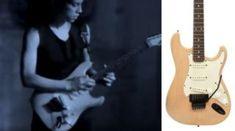 Chitara lui Kirk Hammett din videoclipul 'One' a fost vanduta cu 112.500 de dolari