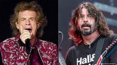 Mick Jagger si Dave Grohl au lansat single-ul 'Eazy Sleazy'