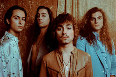Greta van Fleet au interpretat live  single-ul 'Heat Above'