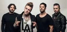 Papa Roach au lansat single-ul 'Core (That's Who We Are)' alaturi de  DJ-ii Vize