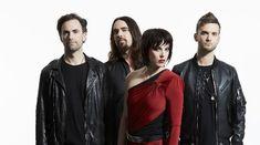 Halestorm au lansat un clip live pentru 'Back From The Dead'