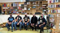 Lansarea volumului 'The Final Lockdown' a adunat reprezentanti de seama ai metalului romanesc din Capitala Moldovei