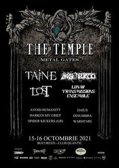 Programul si regulamentul festivalului The Temple din Quantic Club