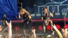 Gojira au interpretat melodia 'Backbone' alaturi de Randy Blythe in cadrul Knotfest Iowa