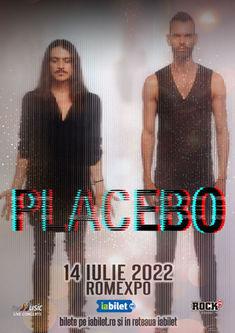 S-au pus in vanzare biletele la concertul Placebo de pe 14 Iulie 2022 de la Romexpo