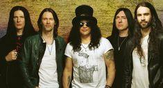 Slash ft. Myles Kennedy and The Conspirators au revenit cu un nou single, 'The River Is Rising'