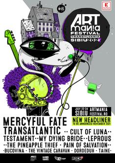 ARTmania Festival 2022 are loc in perioada 22-24 Iulie