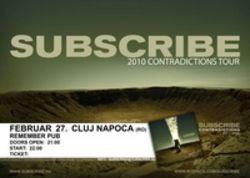Subscribe concerteaza in Cluj Napoca