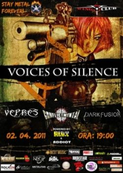 Concert Voices Of Silence si Vepres in Club Wings