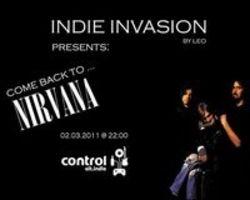 Nirvana tribute dance night in club Control Bucuresti