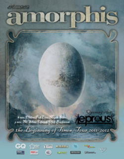Concert Amorphis la Oldies Pub Sibiu