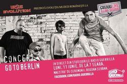 Concert Go To Berlin la Guerrilive