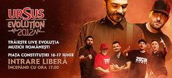 Vino sa traiesti evolutia muzicii romanesti LIVE @ URSUS Evolution