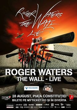 Poze Roger Waters: The Wall, concert la Bucuresti - 2013!